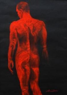 Der rote Mann
