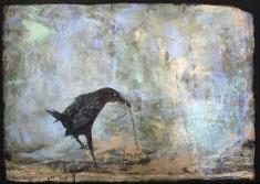 Fake food, 2018 , Acryl, 60 x 40 cm