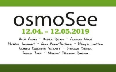 "Kunstausstellung ""osmoSee"""