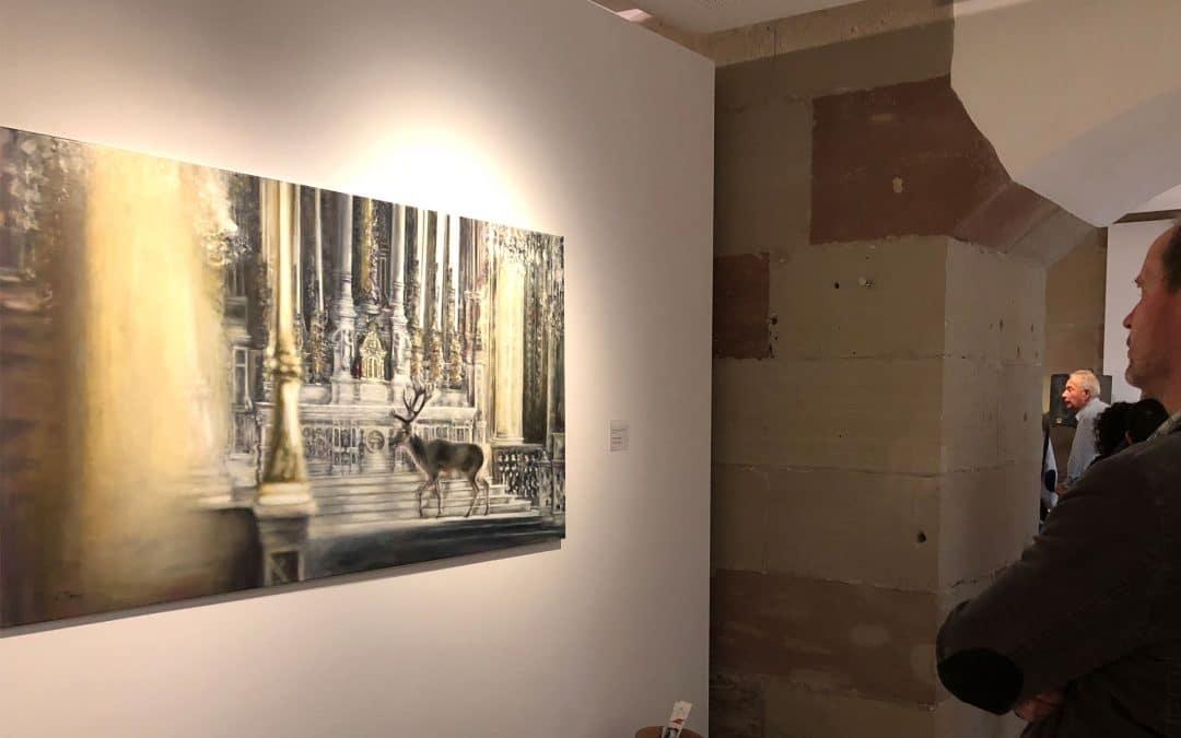 Kunstausstellung im Saarländischen Künstlerhaus Saarbrücken