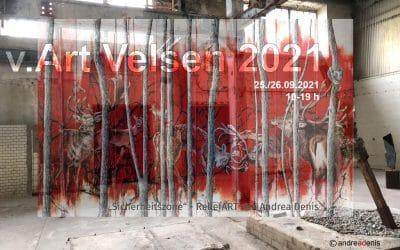 Kunstausstellung v.Art Velsen 2021 beendet!